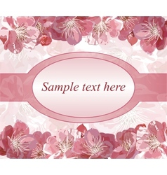 invitation for wedding shower baby event special o vector image