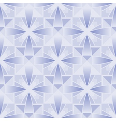Crystal pattern vector
