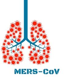 Mers virus respiratory pathogens vector