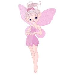 Pixy fairy vector