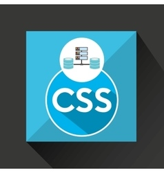 Css language data base storage vector