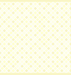 Yellow diamond pattern seamless vector