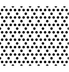Seamless pattern texture with hexagons vector