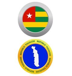 Togolese Republic vector image