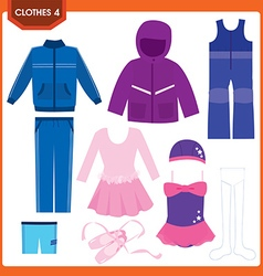 Clothes4 vector