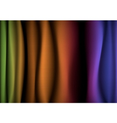 Abstract Cloth of background vector image