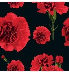 Carnations flower vector