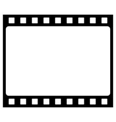 Film strip icon vector image vector image