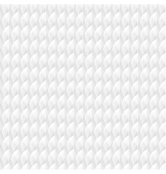 Tile white texture - seamless vector image vector image