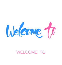 Welcome to template vector