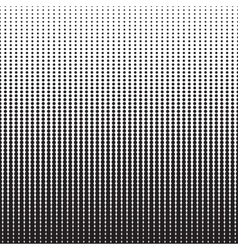 Halftone dots pattern gradient background vector