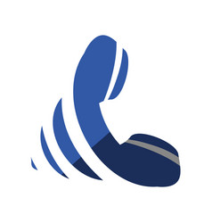 Telephone communication symbol vector