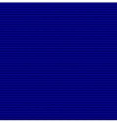 Blue galousie volume of horizontal lines vector