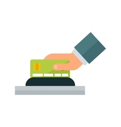 Payment acceptance vector