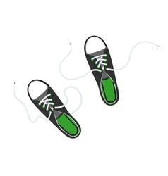 Sport boots vector