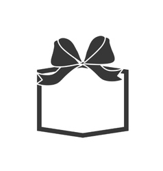 Gift icon present design graphic vector