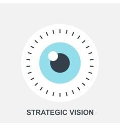 Strategic vision vector