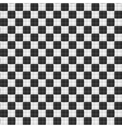 Chessboard seamless pattern vector