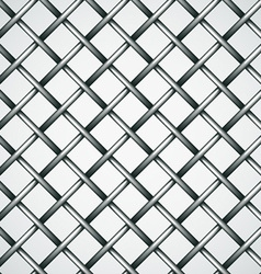 Wire fence seamless background vector