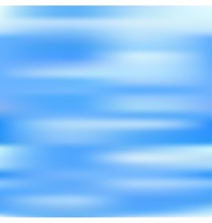 Blue white sky background mesh gradient vector image