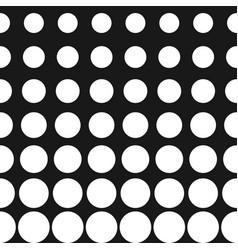 half tone circles pattern halftone dots polka dots vector image vector image