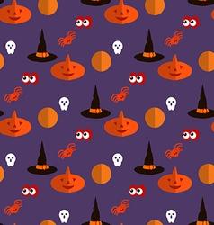 Halloween pattern25 vector