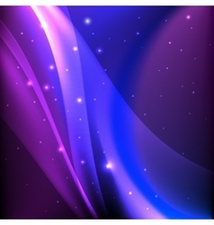 Violet lines background with place for text vector