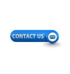 web contact icon vector image vector image