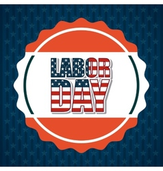 Labor day vector