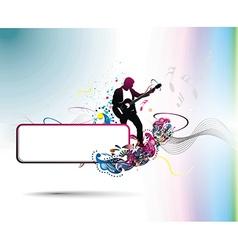 music men vector image vector image