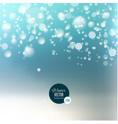 Sky colors abstract background with snow vector