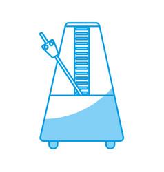 Metronome icon image vector