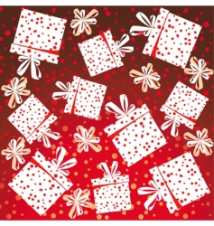 presents background vector image