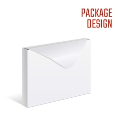 Envelope paper or craft box a vector
