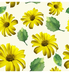 Yellow patterns vector