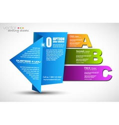 Ranking Page vector image