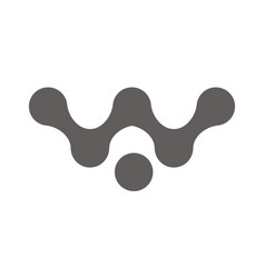 Synergy logo initial w vector