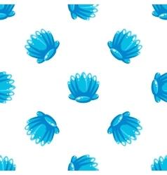 Sea Shell Pattern vector image