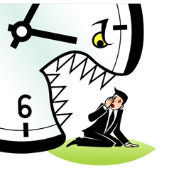 Hungry time vector