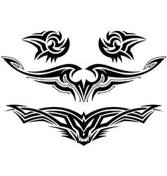 TRIPAL TATTOO vector image