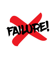Failure stamp typ vector