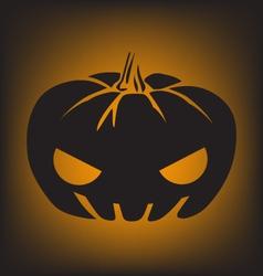 Pumpkin King vector image vector image