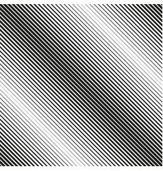 Seamless diagonal halftone background striped vector