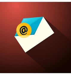 Email Envelope Icon vector image vector image