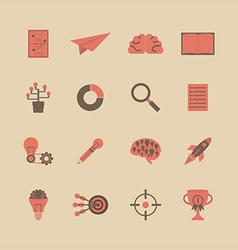 130innovation icon vector