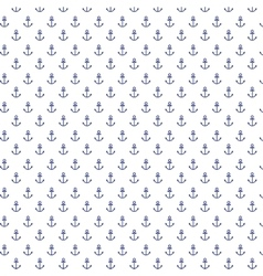 Pattern in blank with anchors vector