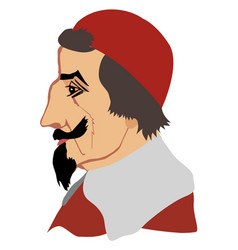 Cardinal richelieu vector