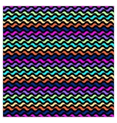 Seamless waves pattern vector