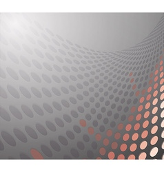 Abstract modern black vector image vector image