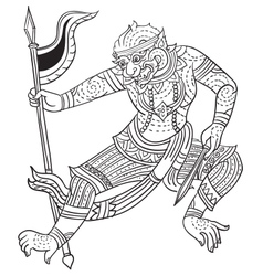 Yantra human2 vector